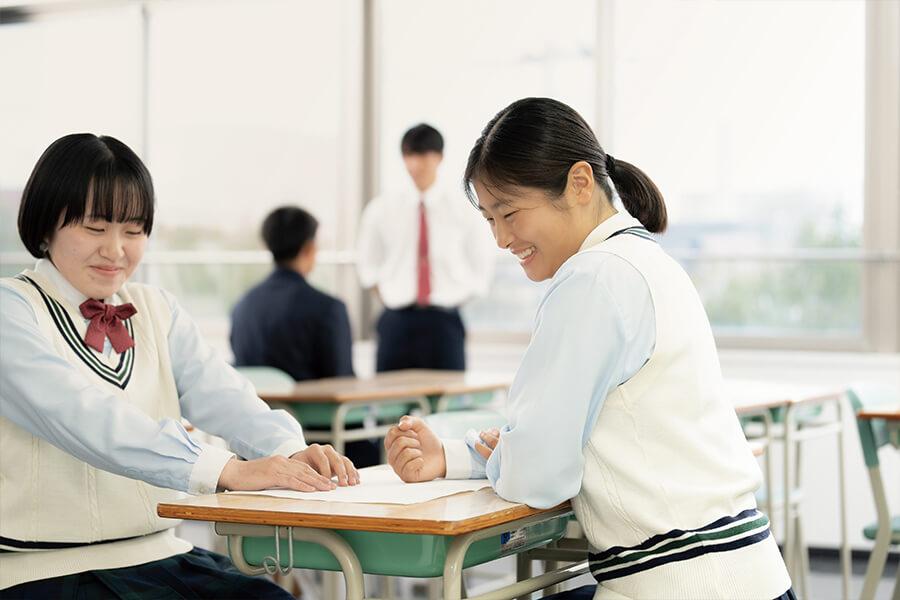 とわの森三愛高等学校 特設サイト